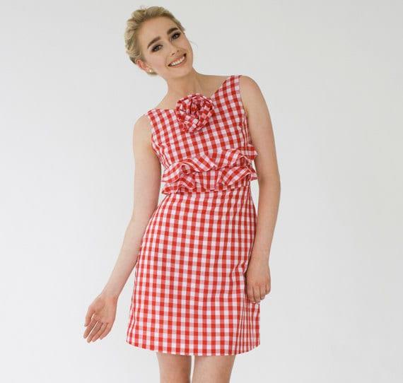 SAMPLE Picnic Dress