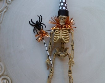 Skeleton Halloween Decoration For Halloween Party Halloween Ornament