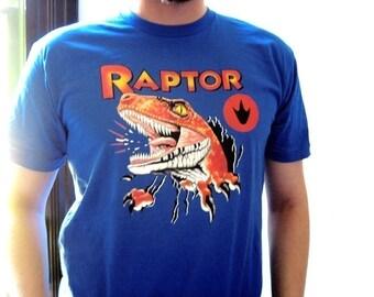 Raptor T-shirt from Ghost World, Unisex, Men's