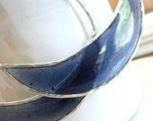 Blue Moon Sterling Silver Earrings-big-
