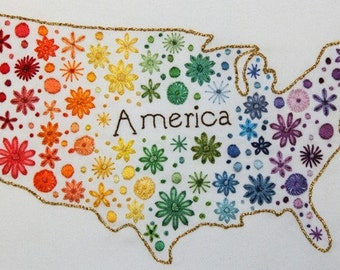 United Flowers of America