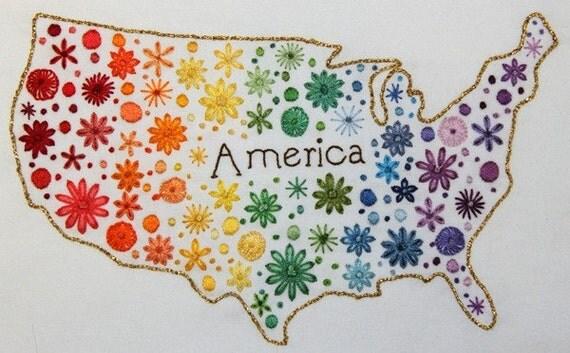 United Flowers of America