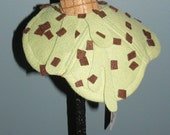 Reserved for xmeeshx Mint Chocolate Chip Fascinator