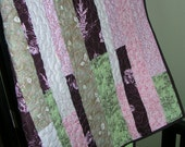 Basic Instructions - Multi Strip Baby Quilt