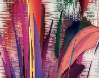 Willow Run (Ready to frame Fine Art Print)