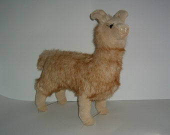 Llama Stuffed Animal Pattern to Sew Instant Download