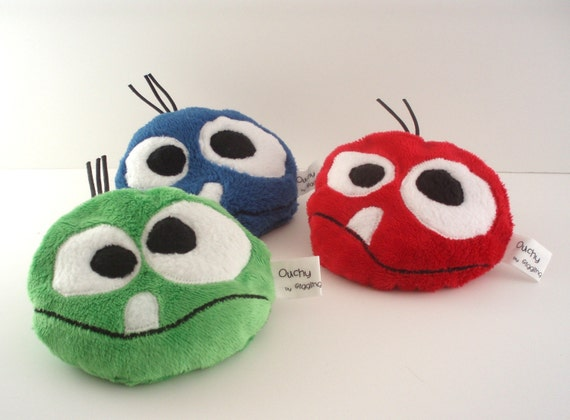 OuChY EaTerRs - Monster Boo Boo Pack