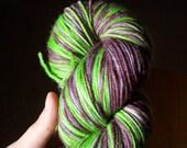 Sour Grapes Sock Yarn