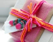 Gift Wrap, Packaging Optional Add On, Whimsical Wrap and Gift Box, Jewelry Gift Wrap, Colorful Fun Gift Wrap for your Purchase