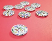 For the Love of Birds 1 inch Button