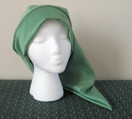 Legend Of Zelda Link Hat Knitting Pattern : Legend of Zelda Link Hat Cosplay GRASS GREEN