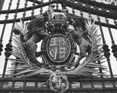 Buckingham Palace Gate - Original Signed Fine Art Photograph