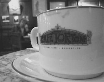 Cafe Tortoni - Original Signed Fine Art Photograph