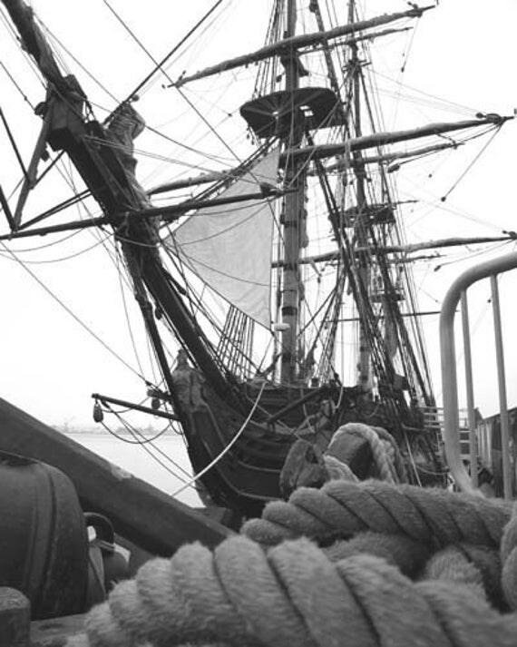 Pirate Ship - Original Signed Fine Art Photograph