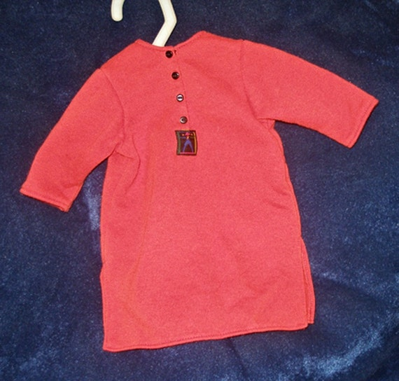 Vintage American Girl Doll Nightshirt