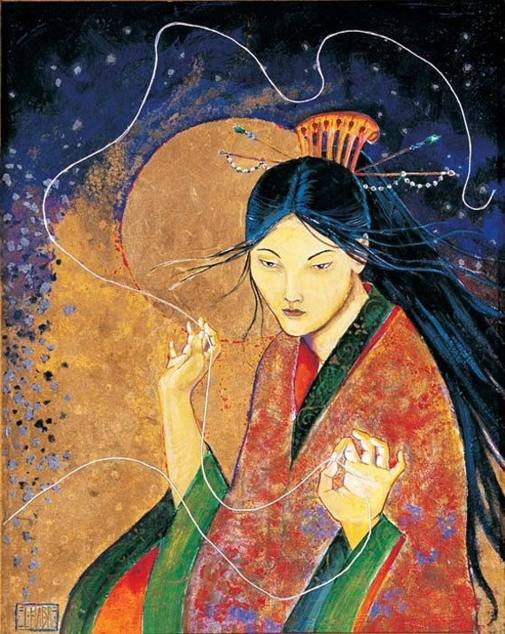 Amaterasu - Archival Open Ended Print - Signed