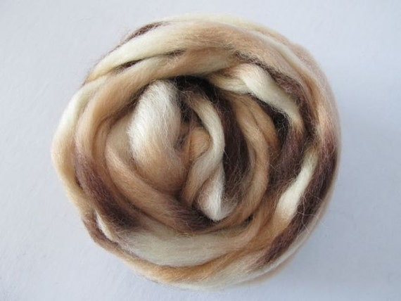 Teddy Bear Wool Top 1oz (Northern Lights/Louet)
