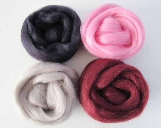 Cool Blush Warm Glow Wool Sampler 2oz