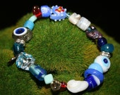 CLEARANCE - Blue Bracelet