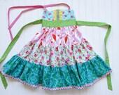 MJC Secret Garden Dress Remake...up to size 6