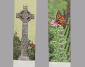 Easter Liturgical Clergy Stole  CELTIC BUTTERFLY