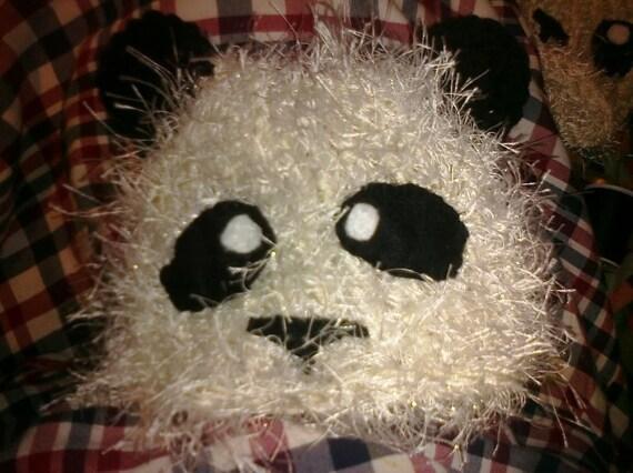 Panda Baby Beanie