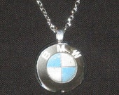 Vroom BMW Necklace