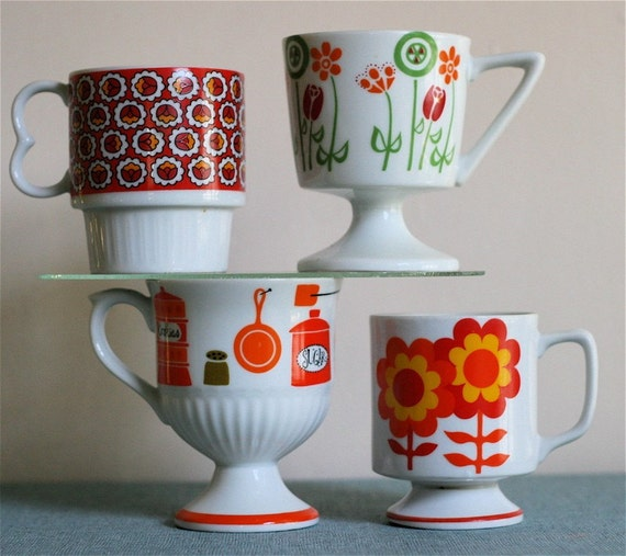 Instant Mug Collection --Flowers in the Kitchen--