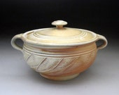 WoodFired Porcelain Casserole Dish - One Quart