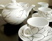 Four Seasons Tea Set--9 Piece Collection