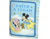 DISNEY BABIES BOOK - Cloth / Soft Book - Mickey & Minnie Mouse