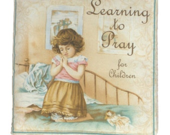 CLOTH / SOFT BOOK - Learning to Pray