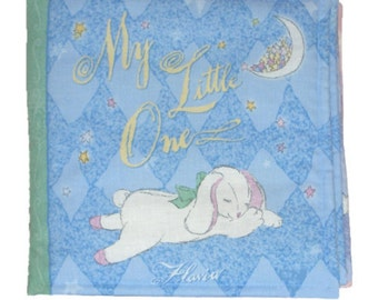 SOFT / CLOTH BOOK - My Little One - Bedtime Story