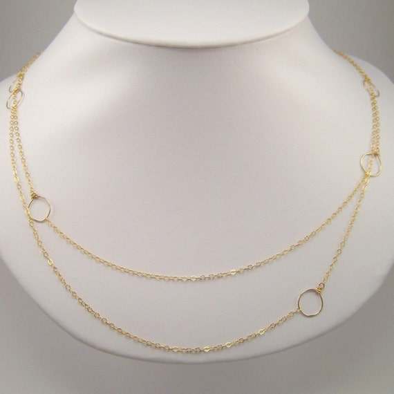 Lisa Necklace (Gold)