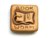 Book Worm 2x2 Tile