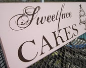 Custom Wood Sign, Craft Show Sign, Etsy Banner, Business Sign, Personalized, Logo, advertising
