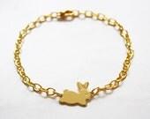The Lone Hopper Bracelet - Gold