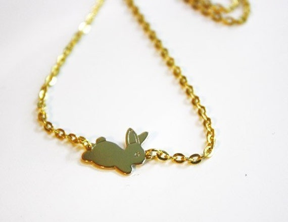 The Lone Hopper Necklace