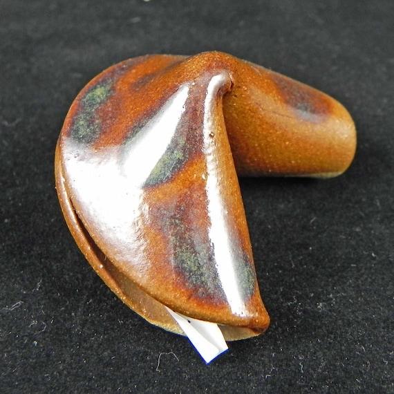 Fortune Cookie Ceramic