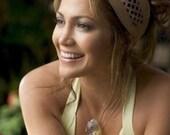 Monster in Law Necklace on Sterling Silver - Jennifer Lopez