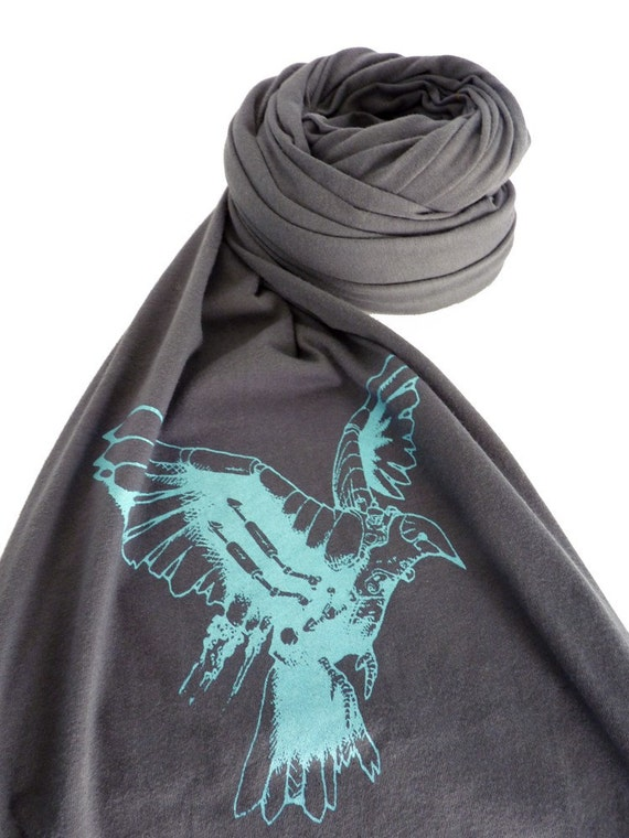 Mechanical Dove Scarf