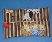 Doggy Style Travel Tissue Holder