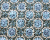 Ole New York Vintage Fabric in Blues