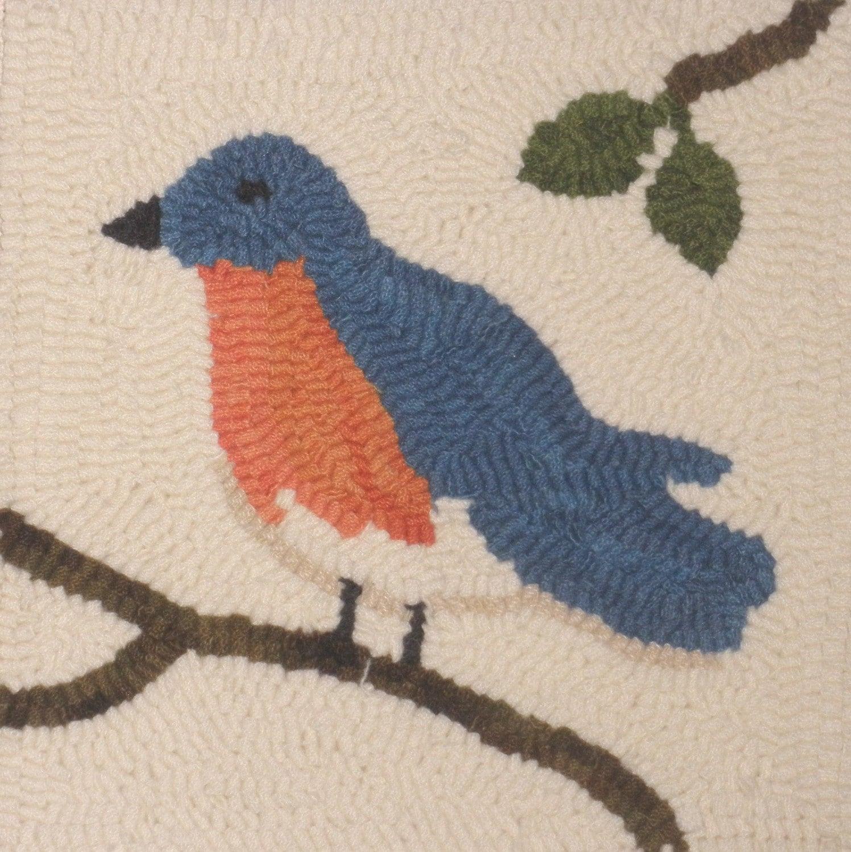 Bluebird Rug Hooking Kit