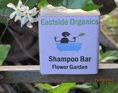 Flower Garden Herbal Shampoo and Body Bar