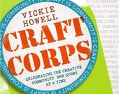 SIgned Copy of Craft Corps