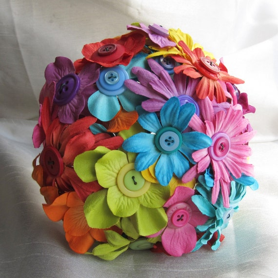 MADE TO ORDER - Color Carnival Paper Bouquet