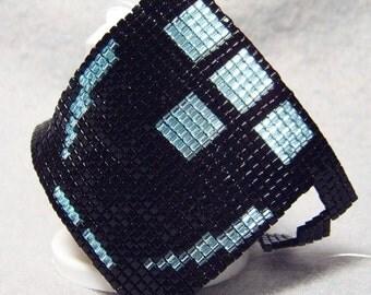 Grid Tron Bracelet