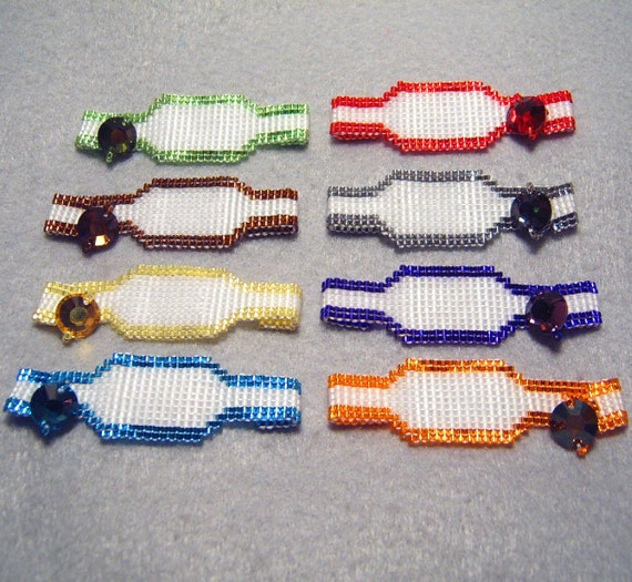 Single-Sided Call Bracelet (T&B), Made to Order