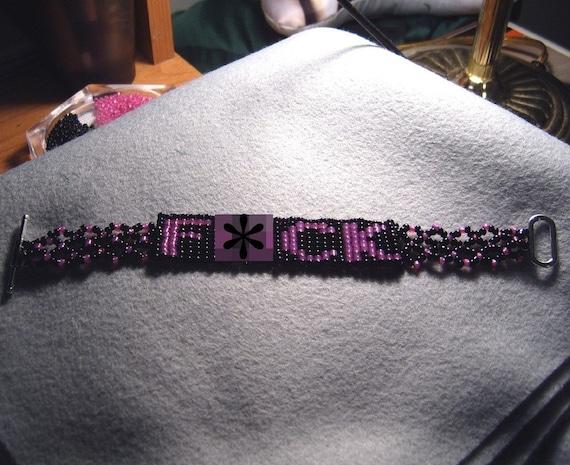 F-Bomb Bracelet